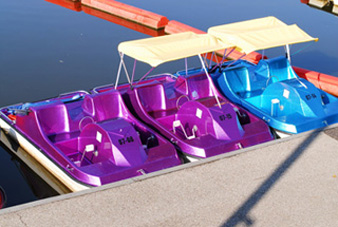 Paddle-boat-rentals