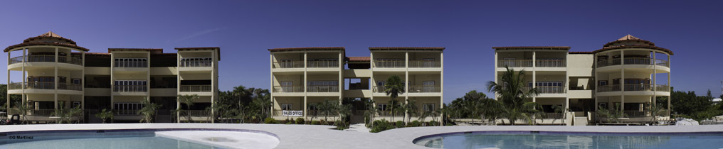Beachfront, Residences at BarrierReef , Ambergris Caye, Belize